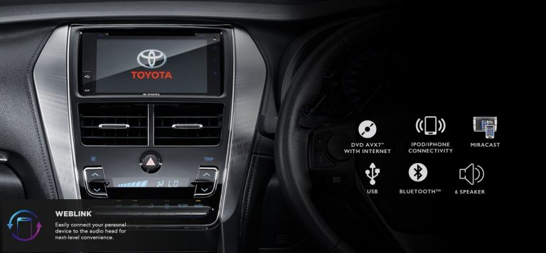 Toyota New Yaris Attitude Black Mica