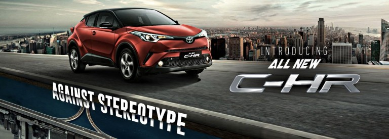 Toyota All New C-HR