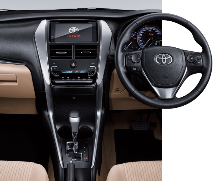 Toyota New Vios Dark Grey